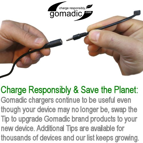 Gomadic - Charge Responsibly