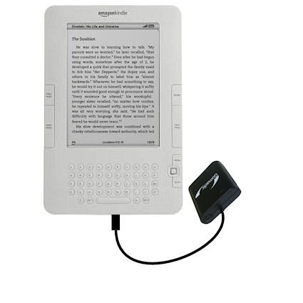 AA Battery Pack Charger compatible with the Amazon Kindle Fire HD / HDX / DX / Touch / Keyboard / WiFi / 3G