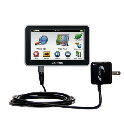 Wall Charger compatible with the Garmin Nuvi 2460 2450