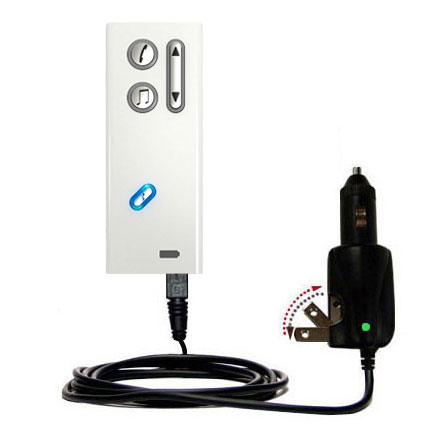 Car & Home 2 in 1 Charger compatible with the Oticon Streamer
