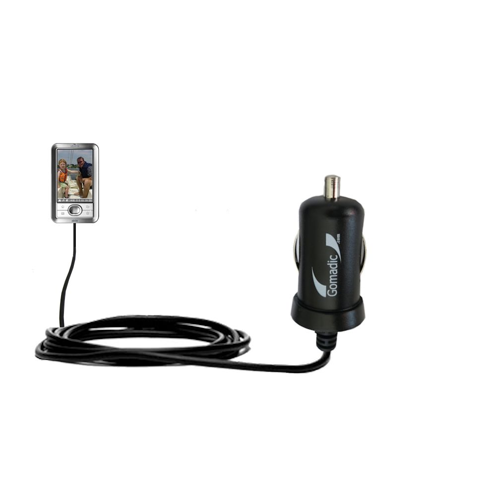Mini Car Charger compatible with the Palm LifeDrive