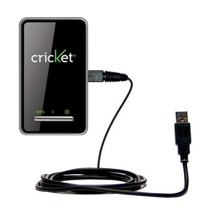 USB Cable compatible with the Cricket Crosswave WiFi Hotspot
